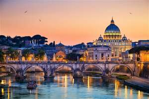 From Stansted: April 3 Nights in Rome £98.23pp @ Ebookers