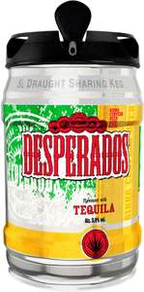 Desperados 5L Beer Keg £10 @ ASDA