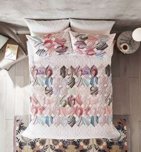 Ted Baker Double Duvet Cover, Pillow Case Thow Pillow (Other sizes and sets on sale) - £112 @ Oldrids & Downtown