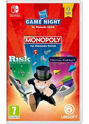 Hasbro Game Night Nintendo Switch at Base for £23.99