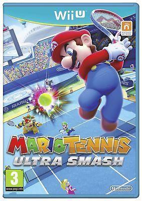 Mario Tennis Ultra Smash Nintendo Wii U (New) £8.99 delivered @ Argos ebay