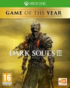 Dark Souls III: The Fire Fades Edition (Game of the Year Edition) for £18.85 Delivered @ Shopto