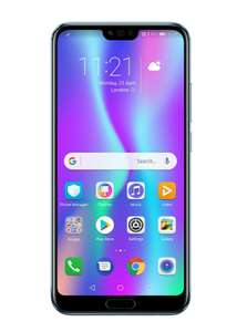 "Honor 10 Dual SIM Smartphone, Android, 5.84"", 4G LTE, SIM Free, 128GB Grey/Blue/Green £299.99 @ John Lewis & Partners & Amazon"