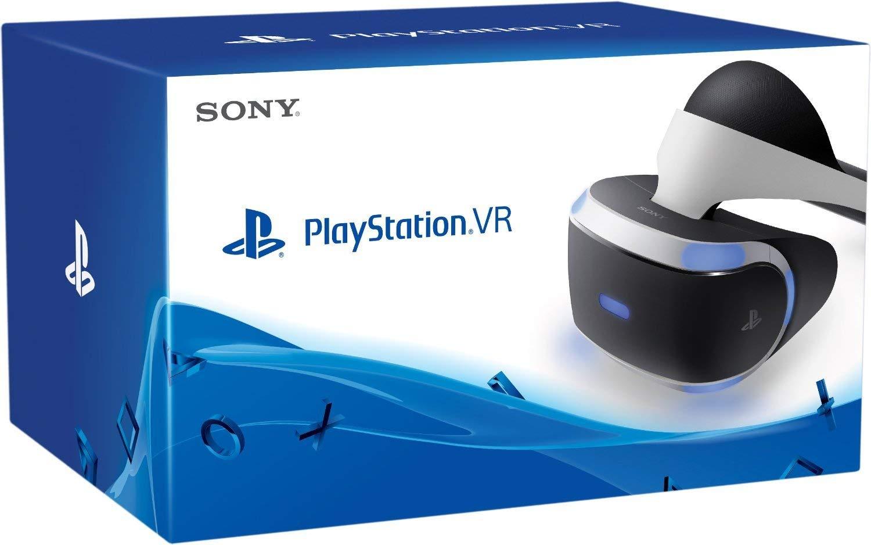 PlayStation VR £138.55 Like New from Amazon Warehouse Italy inc. Shipping