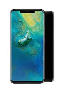 Huawei Mate 20 Pro Black (30GB Data/Unlimited Mins/Txts/EE/£33pm/£179 Upfront) £971 @ Affordable Mobiles
