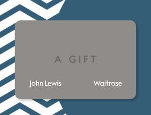 John Lewis & Partners £5 Gift Card on £50+ spend with My John Lewis Rewards