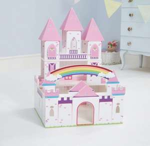 Princess castle £17.50 in store @ Asda was £35