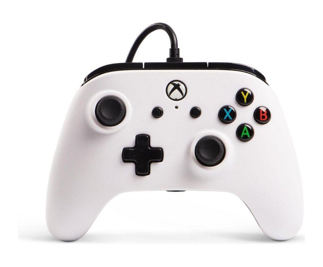 Power A Xbox ONE Enhanced Controller - White - £15 instore @ Tesco Ricoh Arena Coventry