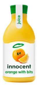 Innocent orange juice - smooth or with real bits 1.5L - £2 @ Asda
