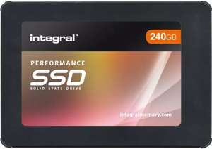 Integral 240GB P Series 5 SATA III SSD Drive - 560MB/s £26.99 + 3 Year Warranty @ MyMemory