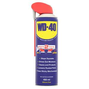 WD 40 Smart Straw 450Ml £2.75 (From 24th January) @ Tesco