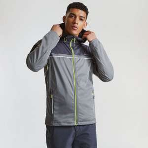 Dare2B Softshell jacket £30.56 / £34.51 delivered @ Dare2b [Upto 60% off everything + extra 15% w/code]