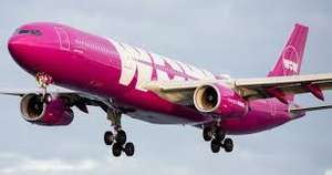 """First or last name """"Valentine"""" or """"Valentina""""? Get free travel to New York between 10th-17th February (departing LGW / Min 2 pax) @ Wow Air"""