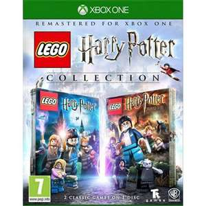Lego Harry Potter Collection Xbox One £15.95 delivered @ The Game collection