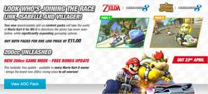 Mario kart 8 wii u version limited edition for £50 at Nintendo store