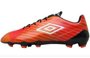 Umbro Mens Velocita II Pro HG Football Boots now £17.99 size 6 to 11.5 @ M&M Direct p&p 4.99 or Free delivery with Premier
