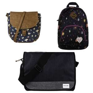 Extra 20% off Sale w/code - Animal Verge Messenger Bag £11.52 Free delivery & Returns @ Animal [More in OP including Women's bags