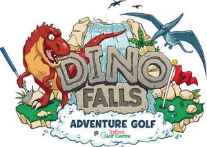 Kids Go Free before 10.30am offer returns to Dino Falls Adventure Golf from 11th – 22nd February. Manchester