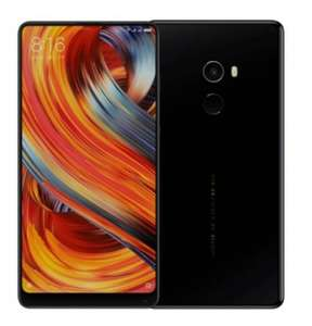 128GB Xiaomi MIX 2 6GB 4G Dual Sim SIM FREE/ UNLOCKED - BLACK £203.69 @ Eglobal