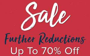 Extra 5% off up to 70% Sale at Weird Fish