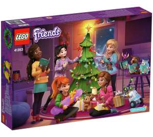 Lego 41353  Friends Advent Calendar now £11.50 Debenhams (other sets half price too)Use code SH3J for free click and collect