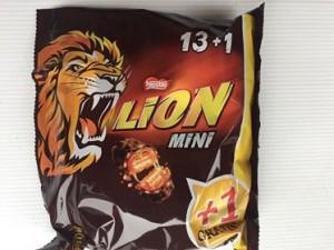 14 Pack of Mini Lion Bars £1 @ B&M