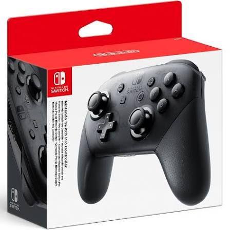 Nintendo Switch Pro Controller - New Prime Now Customers - £44.99 @ Amazon