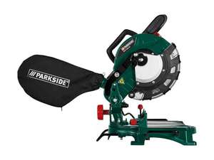 Parkside Cross-Cut Mitre Saw - £49.99 @ Lidl from 3/2/18