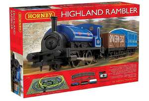 Hornby R1220 Highland Rambler Train Model Railway £40.00 + £3.49 delivery @ Debenhams (Amazon)