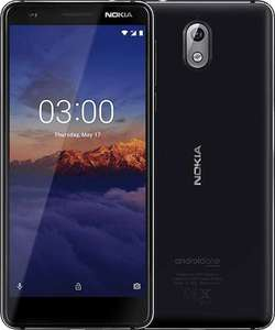 Nokia 3.1 at Tesco PAYG, get free £10 topup + free delivery until 27/01/19