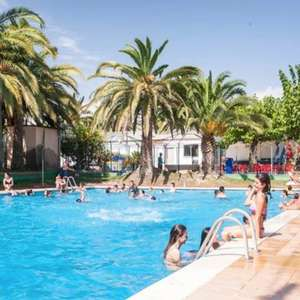 9 night holiday to Salou Spain - 2 Adults 2 Children £323 (Inc Flights) - £80.75 each @ Eurocamp