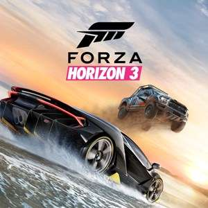 Forza Horizon 3 – Free Play Days for Gold members [Xbox One] @ Microsoft Store
