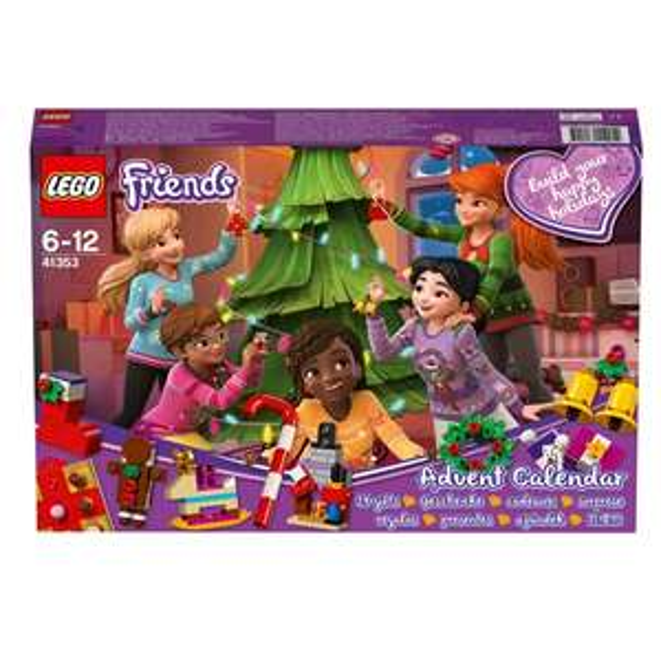 Lego Friends 41353 Advent Calendar 2018 £7 @ Smyths In-Store