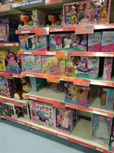 B&M 2 for £20 Toys down to £3 each (Nationwide)