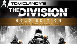 TOM CLANCY'S THE DIVISION™ GOLD EDITION - £11.24 down from £74.99 @ Humble Bundle