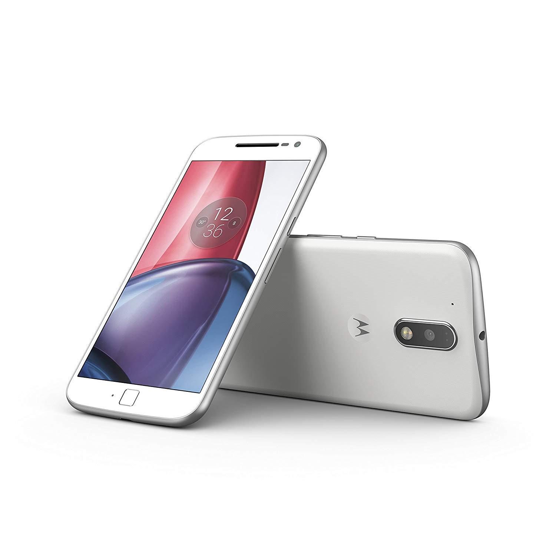 "Motorola Moto G4 Plus with 1920x1080 FHD 5.5"" Screen Dual Sim Card Model £99 @ Amazon"