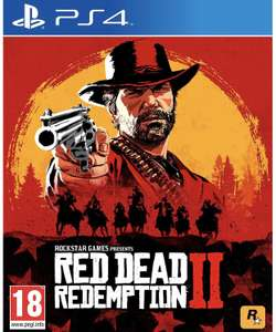 RDR2 used (PS4 £33.98, Xbox £35)// (PS4  £34.40) @ musicmagpie/boomerang rentals/ Amazon warehouse