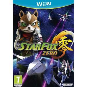 STAR FOX ZERO Wii U - £9.95 Delivered @ The Game Collection