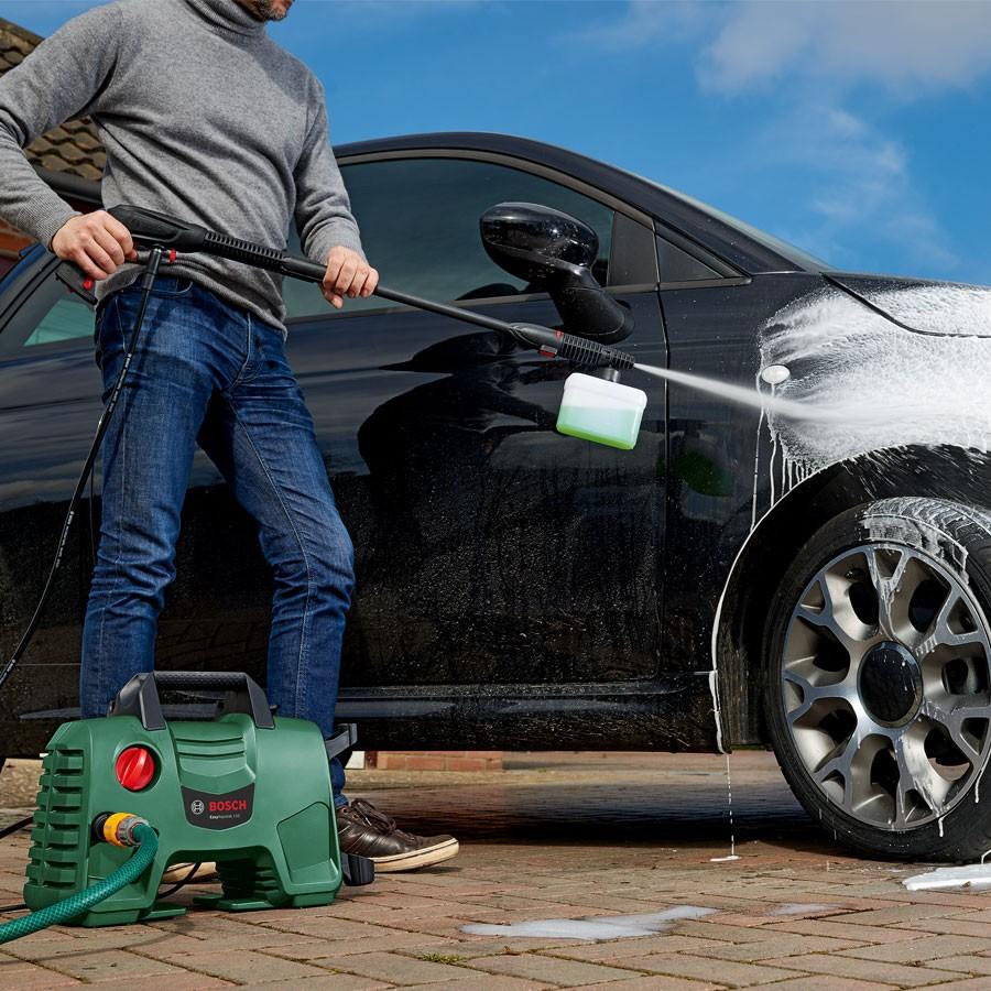 Bosch EasyAquatak 110 1300W Pressure Washer - £50.99 w/code @ Robert Dyas