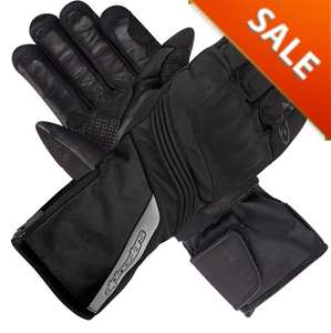 Alpinestars Celsius Motorcycle Heated Gloves £69.99 @ M&PDirect