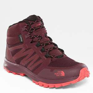 THE NORTH FACE Women's Litewave Fastpack Mid Gore-tex High Rise Hiking Boots, £50 at The North Face