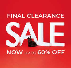 Up to 60% off Final clearance at Radley