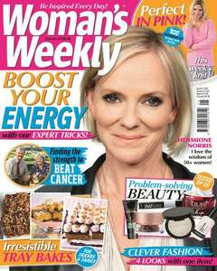 6 Issues Of Woman's Weekly For £1 Delivered @ Woman's Weekly