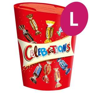 Celebrations Chocolate 240G / Nestle Quality Street 265G £1.50 (From 28th January) @ Tesco