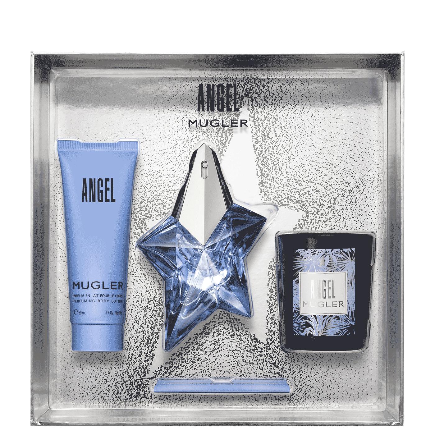 Festive Gift Sets From £19.53 With Code, (Eg, Angel EDP Basic £35.28, Alien Man EDT Basic £32.76, Mugler Cologne Deluxe £37.80) @ Mugler