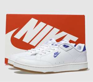 Men's Nike Grandstand II Premium Trainers now £23.99 size 7 up to 12 @Schuh £1 delivery or Free C&C
