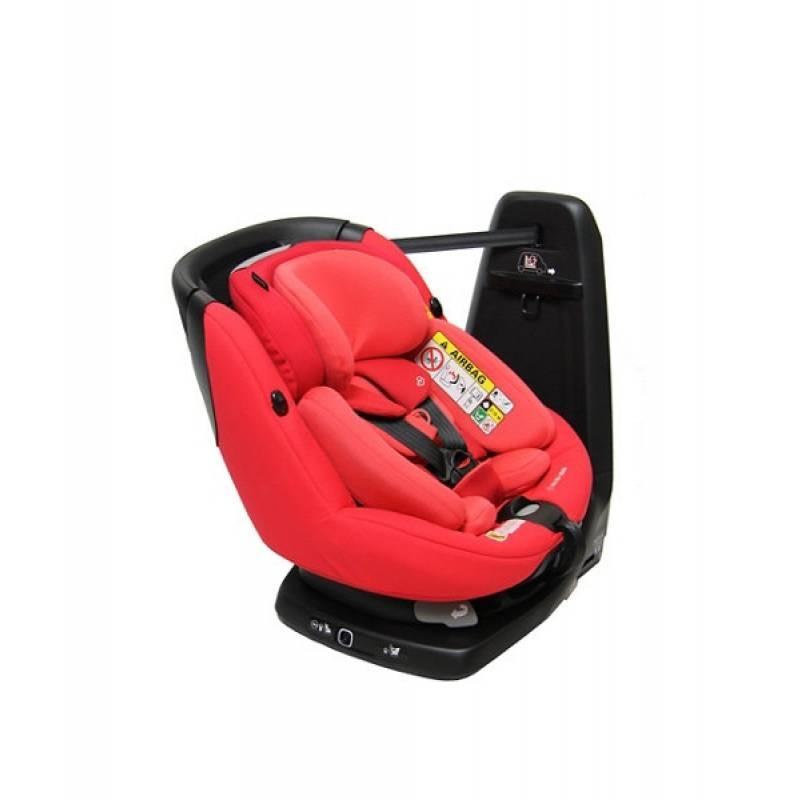 Maxi Cosi Axissfix Plus Car Seat Origami Red £219.95 @ Discount Baby Equip