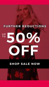 Further reductions @ ROMAN upto 70% off plus 25% Off code works on top + Free Del