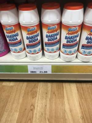 BAKING SODA 500g found at The Range online / instore for only £1