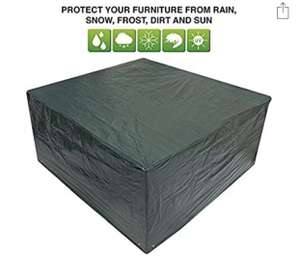 Woodside Garden Furniture Cover 2.1m x 1.93m x 0.97m - £11.99 Delivered @ Amazon/Outdoor Value Prime / £14.48 non Prime